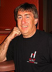 Colin Wilkins from Leeds – one of the first customers to buy a Fab at 40 shirt - colin250